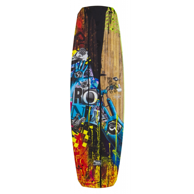 2017 RONIX BILL WAKEBOARD