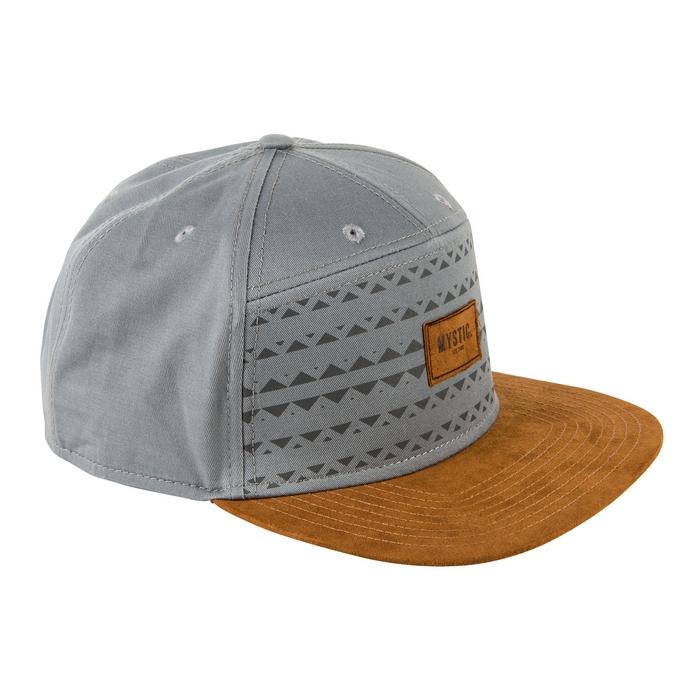 CZAPKA MYSTIC 2018 THE REEL CAP GREY.L