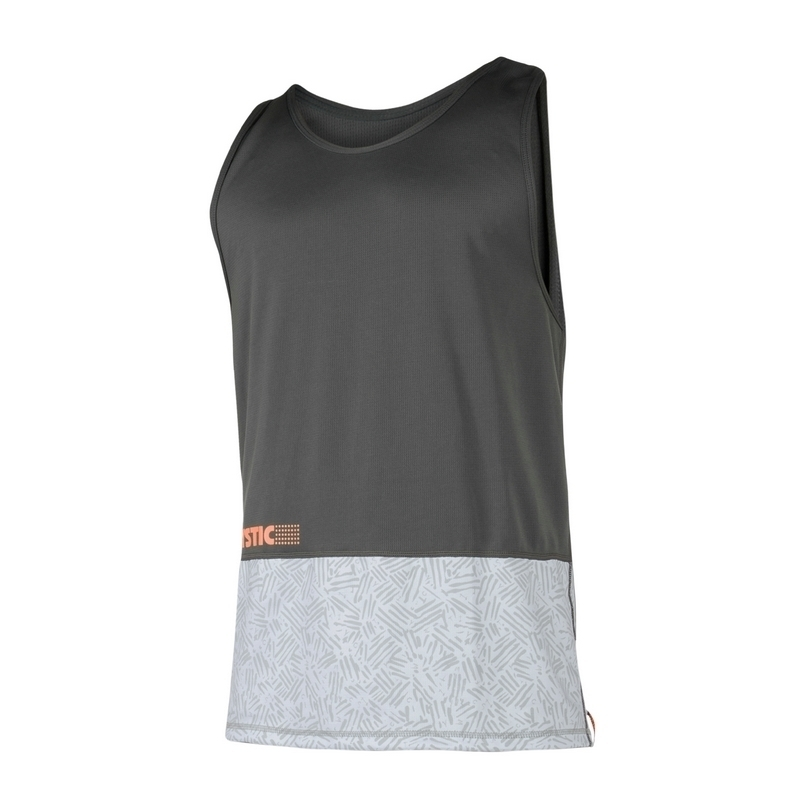 LYCRA MYSTIC 2018 DRIP TANKTOP QUICKDRY OR-GY