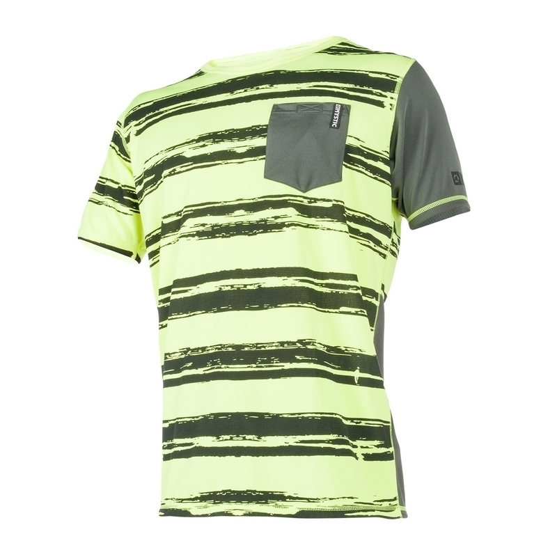 LYCRA MYSTIC 2018 MAJESTIC S-S QUICKDRY LIME