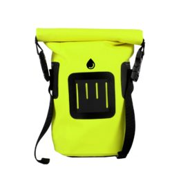 Saszetka FishDryPack Mini NEON YELLOW_2