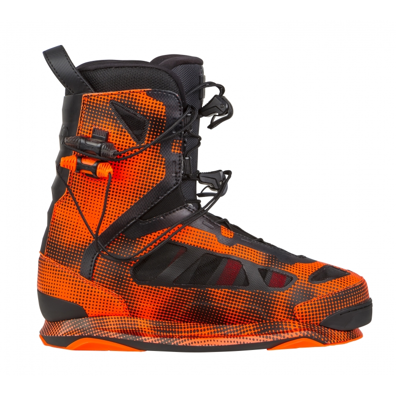 2017 RONIX PARKS ORANGE BOOTS