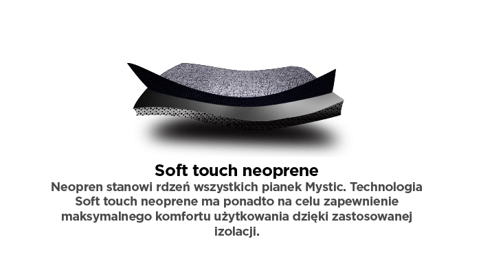 SOFT TOUCH NEOPRENE MYSTIC