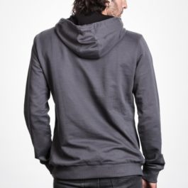 BLUZA MYSTIC 2017 CARVING SWEAT ROCK GREY_2
