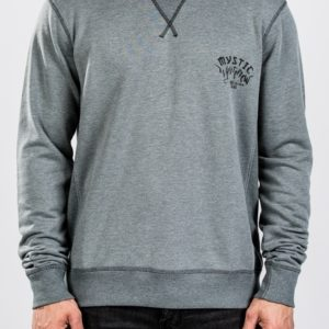 BLUZA MYSTIC 2018 REAR SWEAT ROCK GREY