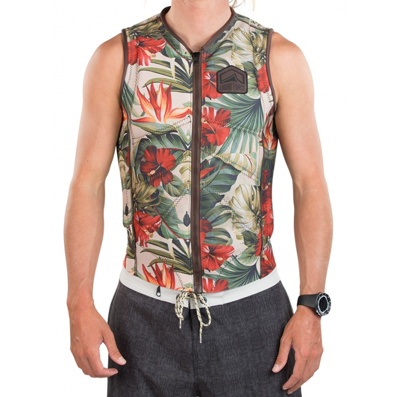 Kamizelka Liquid Force Z-CARDIGAN TROPICAL Men 2018