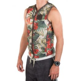 Kamizelka Liquid Force Z-CARDIGAN TROPICAL Men 2018_2