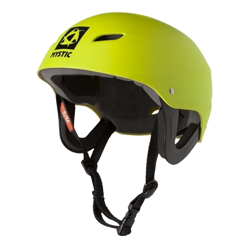 Kask Mystic 2018 Rental Helmet Yellow