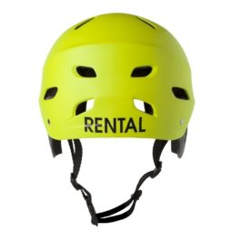 Kask Mystic 2018 Rental Helmet Yellow_2