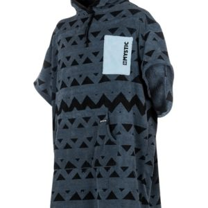 PONCHO MYSTIC 2018 PONCHO ALLOVER PEWTER