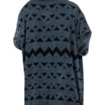 PONCHO MYSTIC 2018 PONCHO ALLOVER PEWTER_2