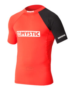 Mystic Event S/S Rashvest Red