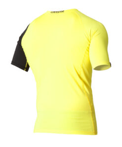 Mystic Event S/S Rashvest Yellow-2
