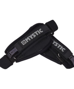 Mystic Kite Footstrapset Black