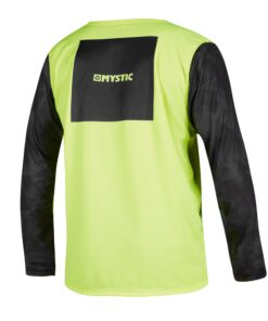 Mystic Majestic L/S Quickdry Navy/Lime-2
