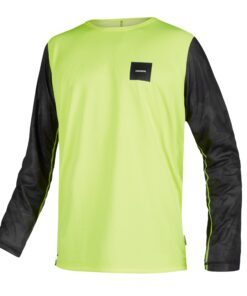 Mystic Majestic L/S Quickdry Navy/Lime