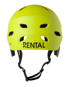 Mystic Rental Helmet Yellow-2