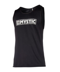 Mystic Star Tanktop Quickdry Black
