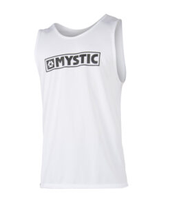 Mystic Star Tanktop Quickdry White