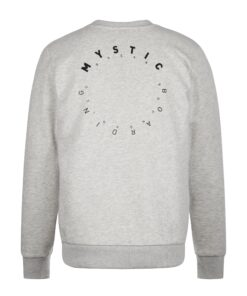 Bluza Mystic Marsh Sweat December Sky Melee-2
