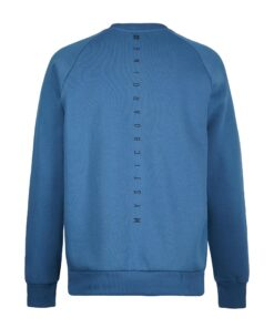Bluza Mystic Taro Sweat Denim Blue-2