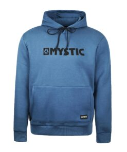 Bluza z kapturem Mystic Brand Hood Sweat Denim Blue
