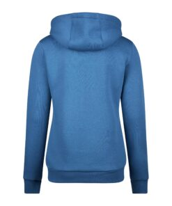 Bluza z kapturem Mystic Brand Hoodie Sweat Denim Blue-2