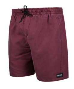 Boardshorty Mystic Brand Swim Boardshort Oxblood Red