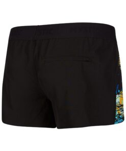 Boardshorty Mystic Dazzled Boardshort Zebra Blue-2