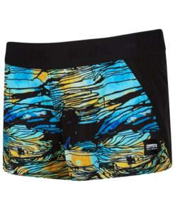 Boardshorty Mystic Dazzled Boardshort Zebra Blue