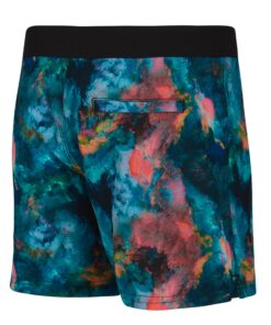 Boardshorty Mystic Diva Boardshort Teal-2