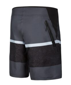 Boardshorty Mystic Shred Boardshort Caviar-2