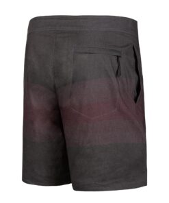 Boardshorty Mystic The Pope Boardshort Oxblood Red-2