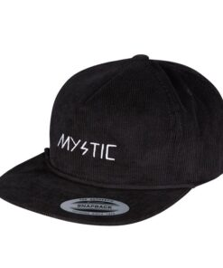 Czapka Mystic The Smiler Cap Caviar