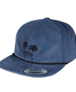 Czapka Mystic The Smiler Cap Denim Blue
