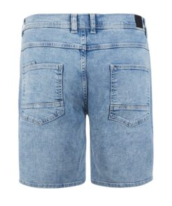 Spodenki Mystic Woodstock Walkshort Denim Blue-2