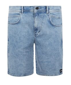 Spodenki Mystic Woodstock Walkshort Denim Blue